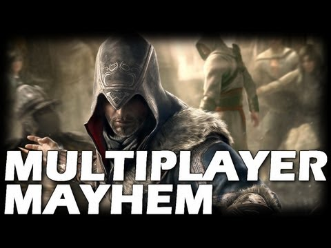 Assassin's Creed: Revelations Multiplayer Mayhem - Deathmatch (Episode 1)