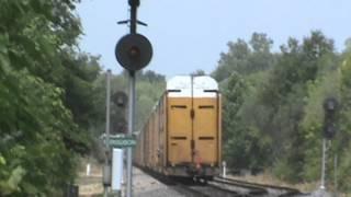 Norfolk Southern Railroad in Ferguson, MO