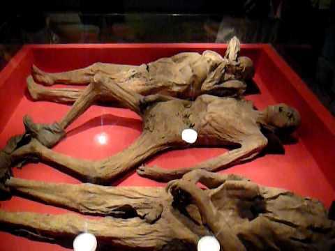 Museo de las Momias de Guanajuato Jueves 09 04 2009