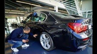 Дорогой автохлам из Германии /// Смотреть всем!!! BMW 750 Part 1 Денис Рем Дестакар