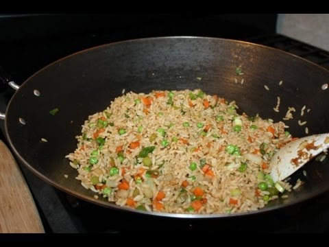 How To Make Vegetable Fried Rice., Recipe for making vegetable fried rice. With the strong Chinese influence we have in the Caribbean, fried rice is a common dish enjoyed throughout the island...