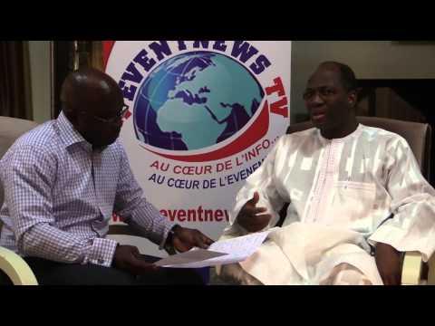 Interview avec le ministre Djibril Bassolé