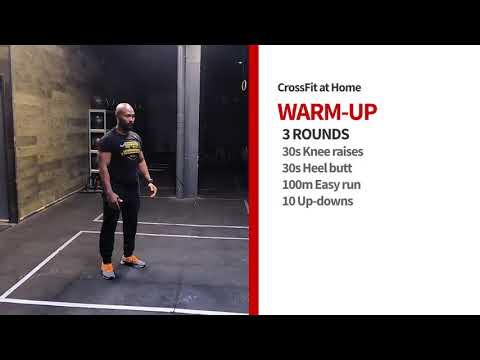 WOD CrossFit at Home with Dōko