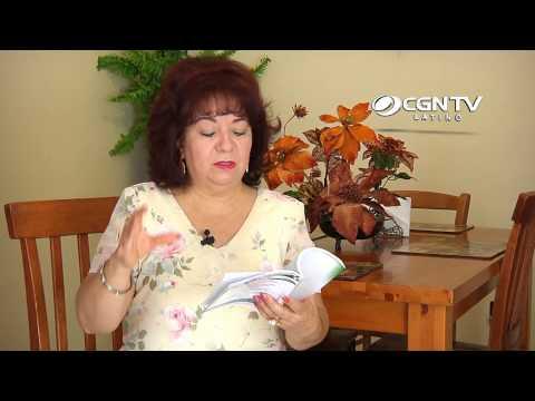 Vida en Él lunes 23 septiembre 2013, Pastora Araceli Cesar