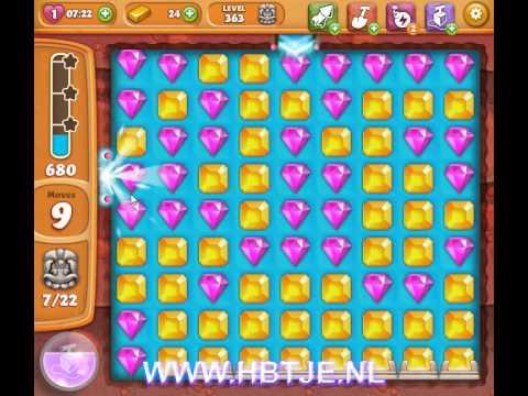 Diamond Digger Saga level 363