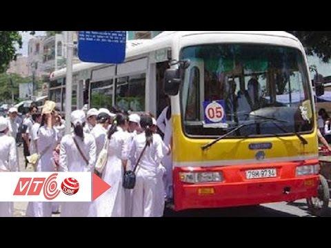 Xe buýt sẽ tính cước vận chuyển hàng hóa | VTC