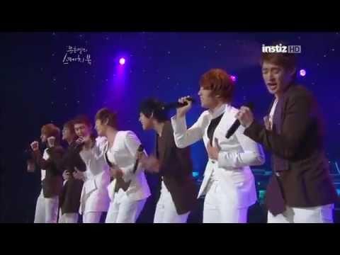 U-Kiss sings a ballad song 'Collect My Tears',
