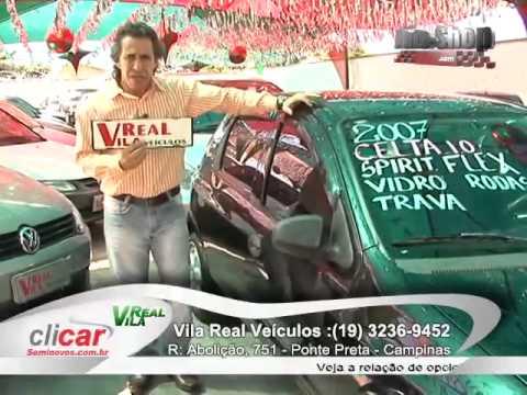 Carros Seminovos - Portal Auto Shop - PGM 56 NET - Vila Real Veículos