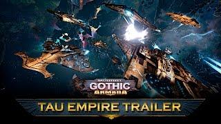 Battlefleet Gothic: Armada - Tau Empire DLC Trailer