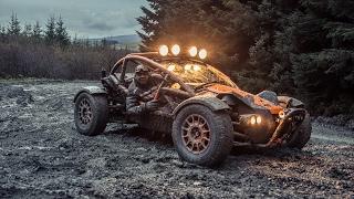 Ariel Nomad vs Welsh Mud - Rory Reid's Road Trips - Top Gear. Watch online.