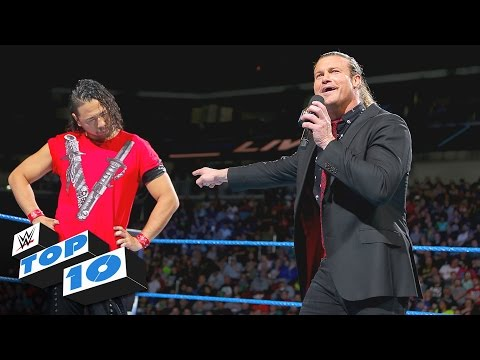 Top 10 SmackDown LIVE moments: WWE Top 10, Apr. 25, 2017