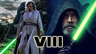 Luke Skywalker's NEW FORCE POWER (CANON) - Star Wars The Last Jedi Explained