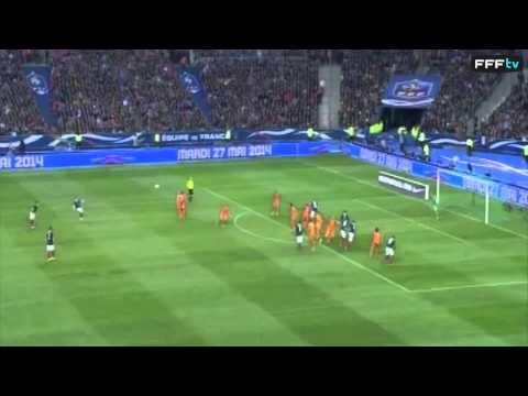 France - Pays-Bas : 2-0 (buts Benzema, Matuidi)
