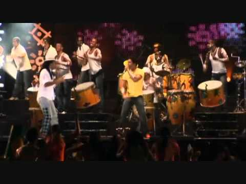 Timbalada e Carlinhos Brown - Ashansu