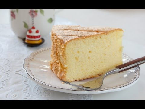 Cách làm bánh bông lan/ga-tô cơ bản bất bại (công thức) - Nofail Sponge Cake Recipe
