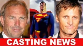 Movie Bytes Superman 2012 Casting: Kevin Costner & Viggo