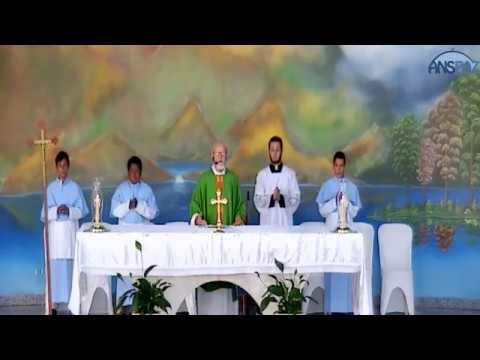 Santa Missa | 28° Domingo do tempo comum | 15.10.2017 | Padre José Sometti | ANSPAZ