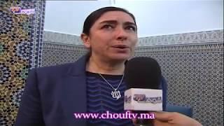 ياسمينة بادو : نحن في خدمة الساكنة البيضاوية    |   خارج البلاطو