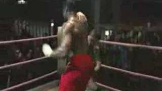 Undisputed 2 Fight 4 ( Yenilmez 2 Dövüs 4 )