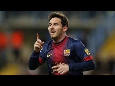 Messi và những pha đi bóng thần thánh