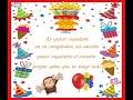Que Dios Te Bendiga (Letra) - Cumpleaños