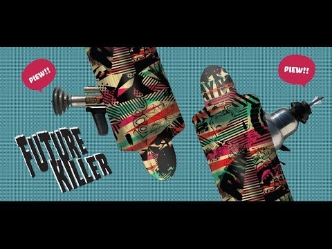 Rayne - Future Killer - Longboard (2013)