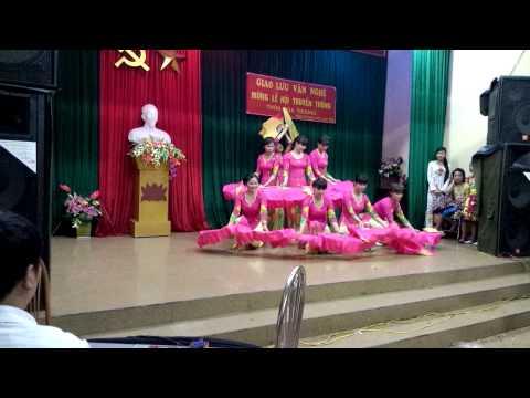 múa nón  - quạt Việt Nam Quê Hương Tôi  Rùa Hạ - Thanh Thuỳ - Thanh Oai - Hà Nội