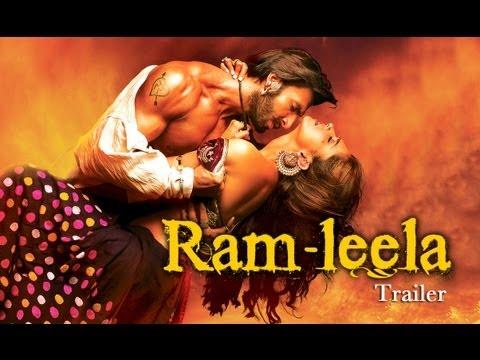 Ram-leela | Theatrical Trailer ft. Ranveer Singh & Deepika Padukone