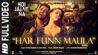 Har Funn Maula Vishal Dadlani Zara Khan Ft Aamir Khan (Koi Jaane Na) Video HD Download New Video HD