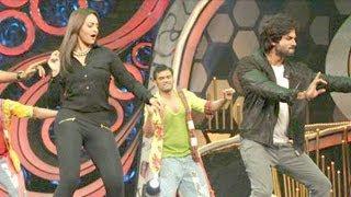 Shahid Kapoor & Sonakshi Sinha @ DID Supermom 'R