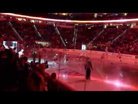 Carolina Hurricanes intro 3/29/14