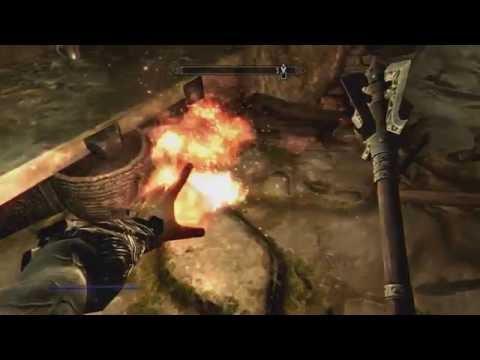 The Elder Scrolls V: Skyrim (PS3) Gameplay [1]