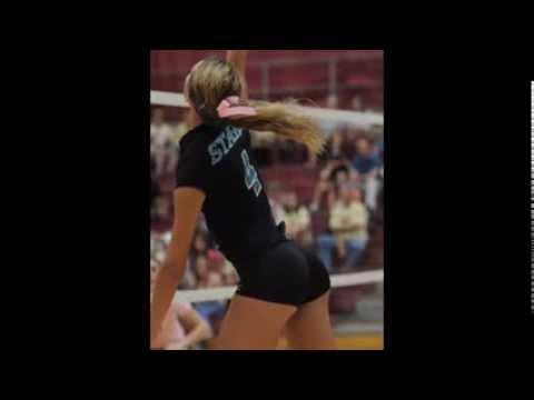 Chụp lén nữ vận đông viên bóng chuyền sexy