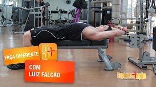 Luiz Falcão - Faça Diferente - Pullover no Cabo