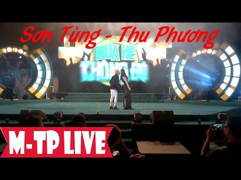 Sơn Tùng M-TP Ft Thu Phương | FULLSHOW MÙA HÈ KHÔNG ĐỘ Tại Vinh Ngày 25/6/2016