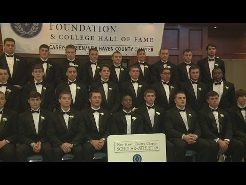 National Football Foundation and College Hall of Fame Scholar Athlete Dinner