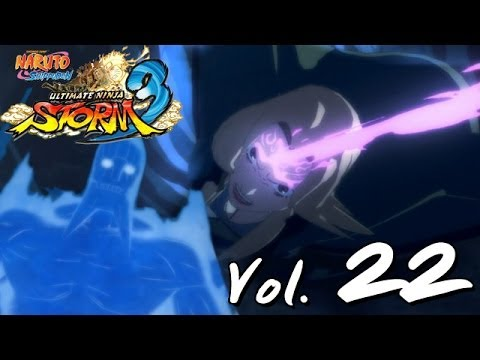Naruto Ultimate Ninja Storm 3 #22 : 5 Kage VS Madara
