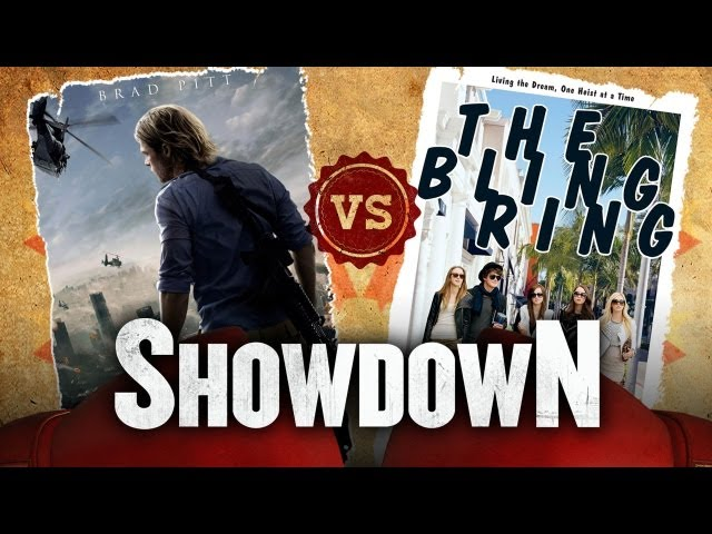 World War Z vs. The Bling Ring - Which Blu-Ray Will You Buy This Week? Showdown HD