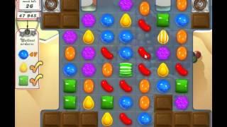 Candy Crush Saga Level 165 2 Star No Boosters