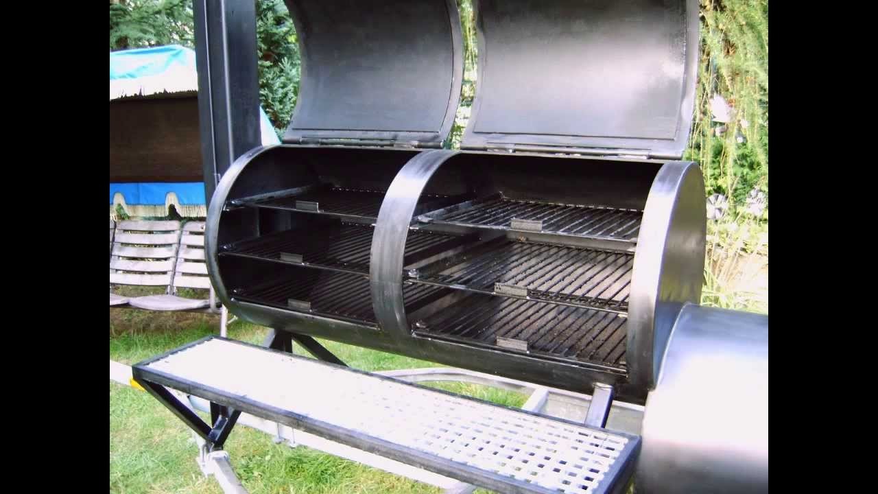 how to start a smoker grill