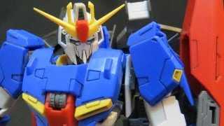 RG Zeta Gundam (Part 1: Intro) Kamille Bidan & Judau Ashta Gunpla model review ガンプラ view on youtube.com tube online.