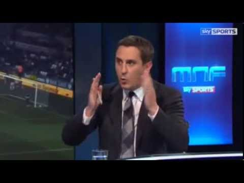 Gary Neville & Jamie Carragher David Luiz ve stoperler