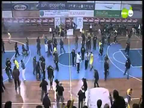 Haos na revanš meču AEK – Partizan