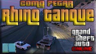 GTA V Online Veículos Militares Maneira Mais Fácil De