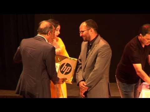 تيزنيت : حفل تتويج الفائزين بالجائزة الإقليمية للإبداع و الإبتكار 2017