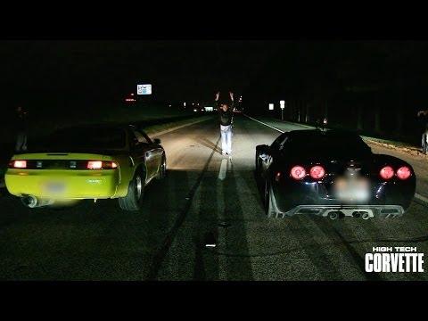 Weekend Street Racing