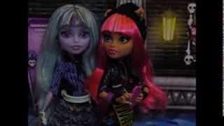 Monster High 13 Wishes Trailer Stop Motion