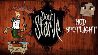 Don't starve мод статус