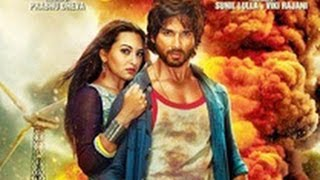 R Rajkumar Public Review Hindi Movie Shahid Kapoor