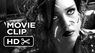 Sin City: A Dame To Kill For Official Movie Clip #1 - Crazy (2014) - Jessica Alba Movie HD